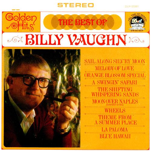 billy vaughn wheels